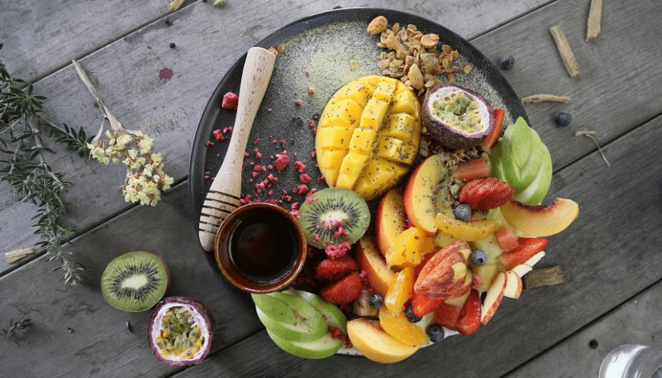 Дозревание: климактерические плоды