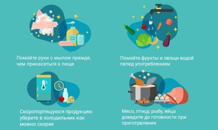 После похода в магазин: простые правила пищевой безопасности