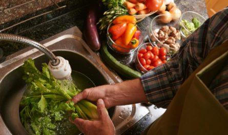 Как мыть овощи фрукты зелень