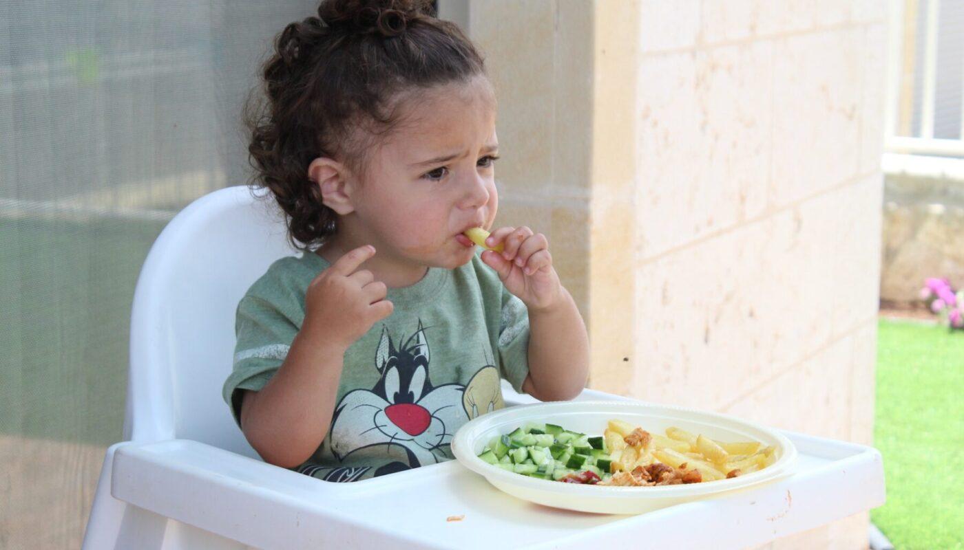 Пищевая безопасность при кормлении детей