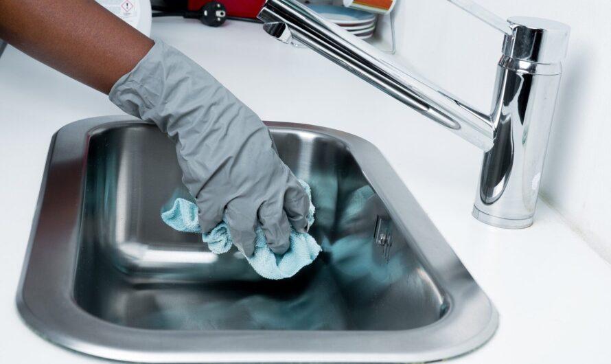 Использование моющих и дезинфицирующих средств в общественном питании